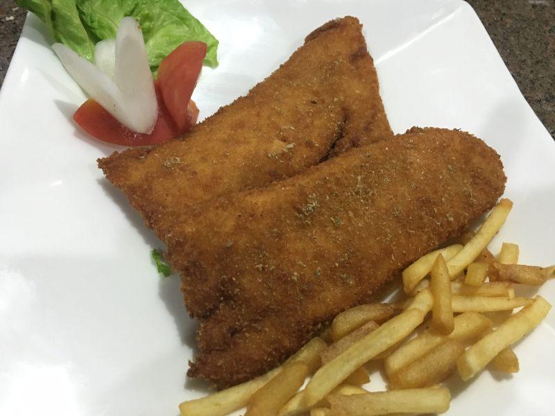 Amritsari Fish- Temptation Restaurant Amritsar