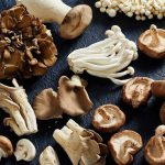 mushrooms at Temptation Restaurant